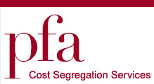 PFA Cost Segregation Services Chicago - Warrenville